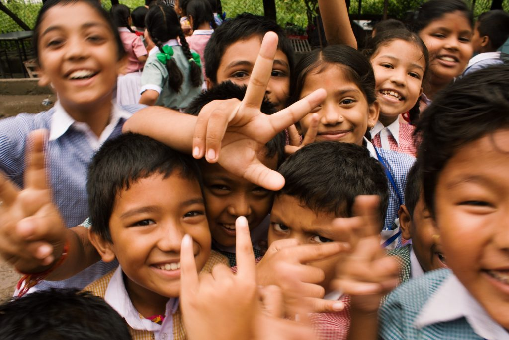 Be a Part of Something Larger - Children International